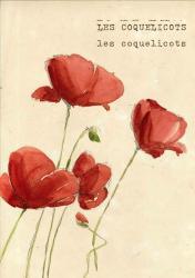 Lot de 10 cartes Fleurs avec enveloppes